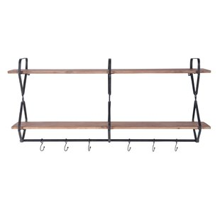 Baddeley Beacon Wall Shelf by Gracie Oaks