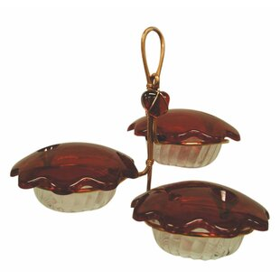 Birds Choice Triple Cup Hummingbird Feeder