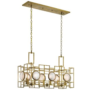 Mercer41 Colindale 8-Light Square/Rectangle Chandelier