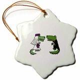 Alligator Ornament Wayfair
