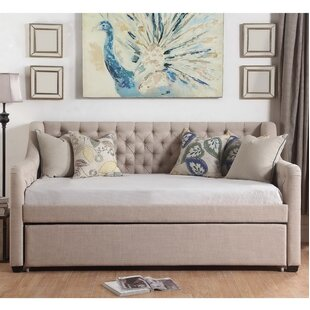 Trend Wicker Park Twin Daybed with Trundle by Willa Arlo Interiors Reviews (2019) & Buyer's Guide