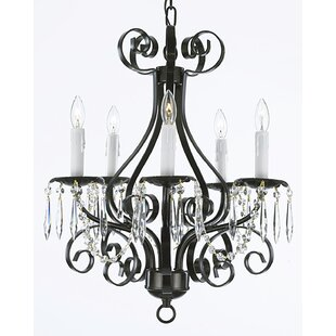 House of Hampton Husman 5-Light Chandelier