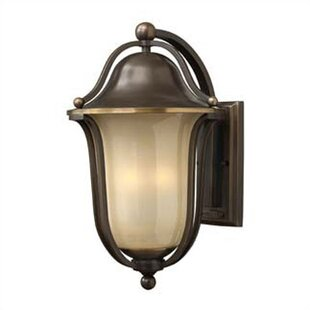 Affordable Bolla 3-Light Outdoor Wall Lantern By Hinkley Lighting
