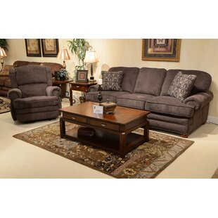 Red Barrel Studio Bataan Reclining Configurable Living Room Set