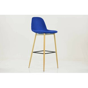 Minocqua 76cm Bar Stool By Ebern Designs