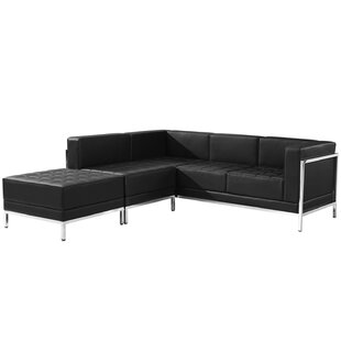 Titania Modular Sectional with Ottoman