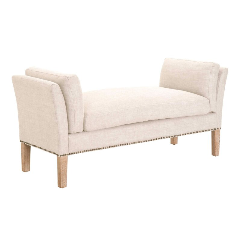 Warner Upholstered Bench