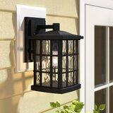 Cayman 1-Bulb Outdoor Wall Lantern