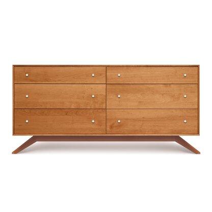 Luxury Walnut Dressers Perigold