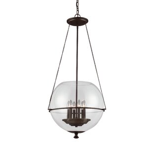 Darby Home Co Nunda Modern 6-Light Pendant