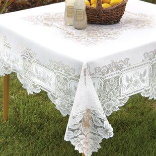 Ordinaire Square Tablecloth 80x80 | Wayfair