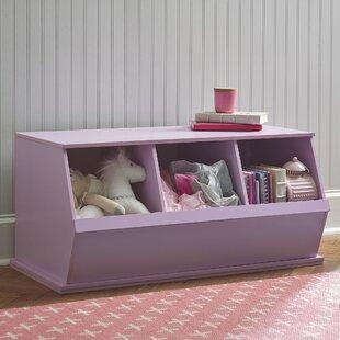 Bridport Go-To Storage Cubby Toy Organizer