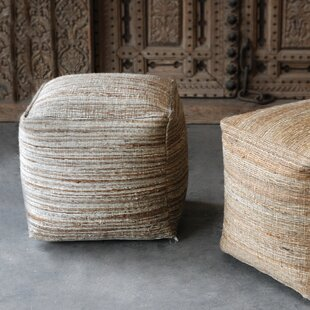 Shafter Pouf by Rosecliff ..