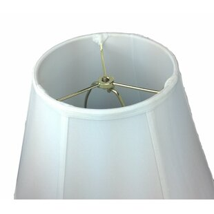 Price Check 16 Shantung Bell Lamp Shade By Home Concept Inc