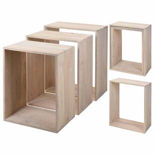 Gunter 3 Piece Nest Of Tables (Set Of 3) By Gracie Oaks