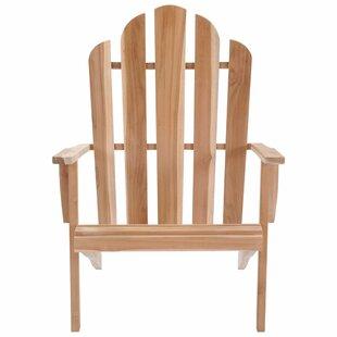 Croyle Adirondack Chair By Beachcrest Home