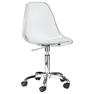 Asuncion Clear Office Chair