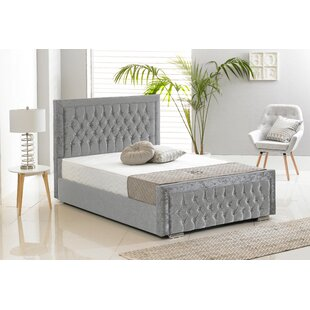 Peyton Upholstered Bed Frame By Willa Arlo Interiors