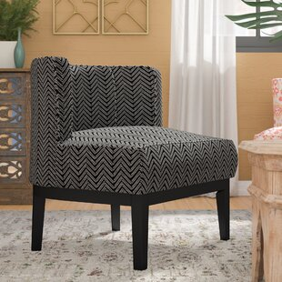 Bungalow Rose Blondene Barrel Chair