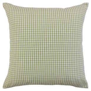 Keats Cotton Throw Pillow