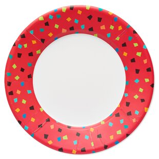 It's a Celebration Paper Dinner Plate (Set of 8)