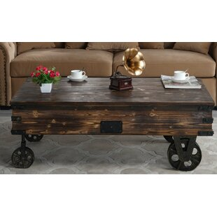 Williston Forge Bradwell Country Coffee Table
