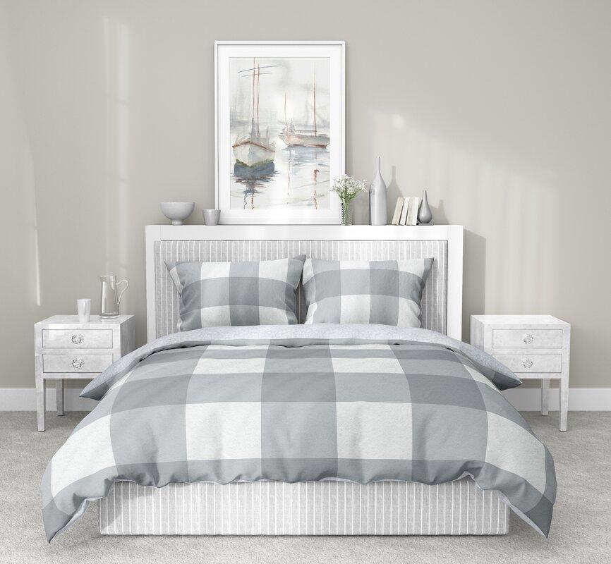 Gracie Oaks Barrea Comforter Set (Set of 5)
