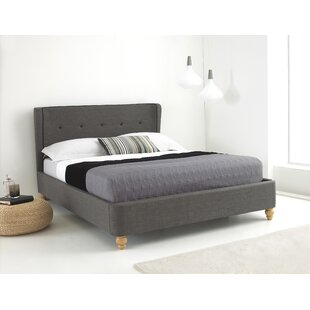 Seitz Upholstered Bed Frame By Mercury Row