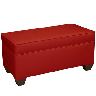 Hardenburgh Fabric Storage Bench