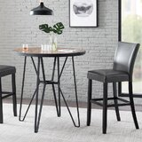 Adolphine 30.7 Bar Stool (Set of 2) by Red Barrel Studio®