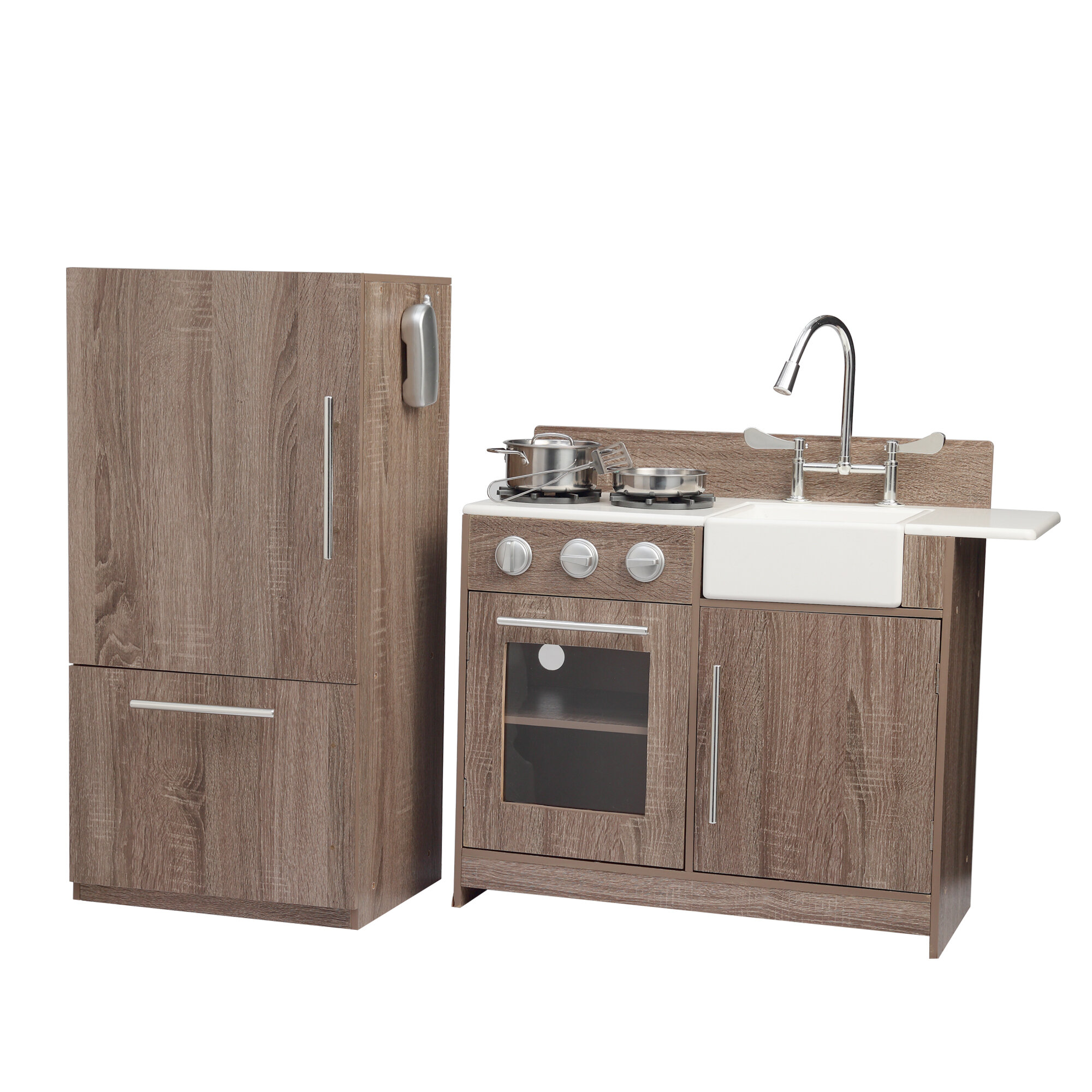 2 piece soho big play kitchen set reviews joss main
