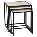 Bartee 3 Piece Nesting Tables (Set of 3) by Ivy Bronx