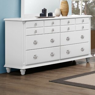 Home Co Daley 6 Drawer Double Dresser
