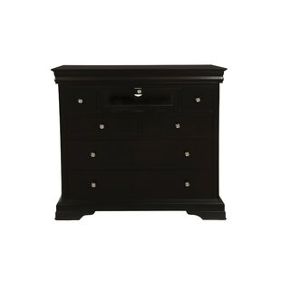 Hoisington 6 Drawer Standard Chest