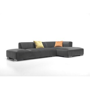 Dunphy Corner Sofa By Ebern Designs