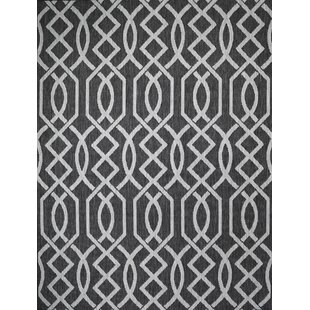 Shuman Gray Indoor/Outdoor Area Rug
