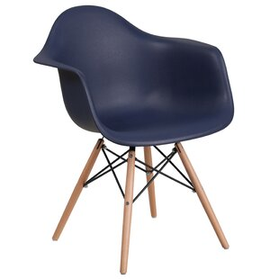 Matilda Plastic Dining Chair by Turn on t..