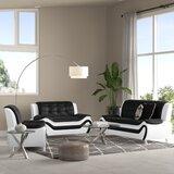 Finck 3 Piece Living Room Set by Orren Ellis