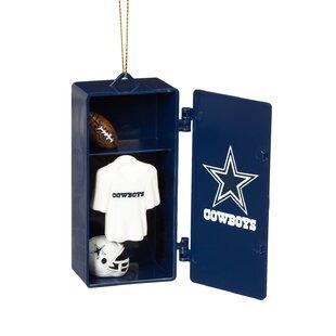 NFL Locker Ornament ByEvergreen Enterprises, Inc
