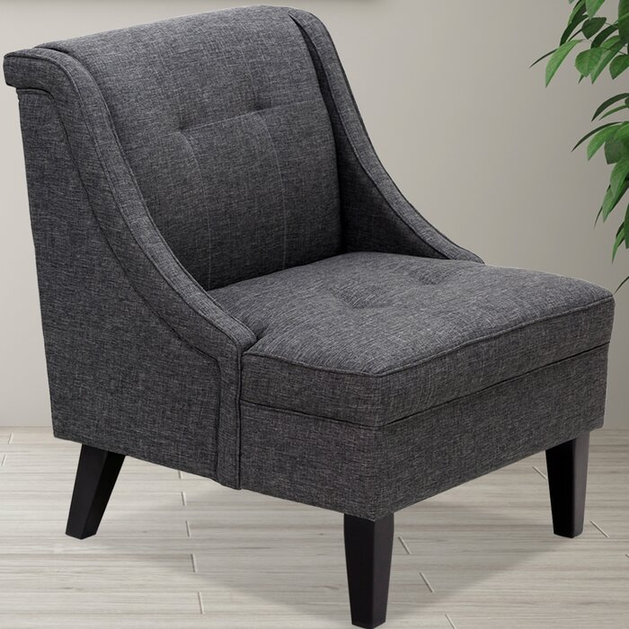 slipper west parker products o elm chair