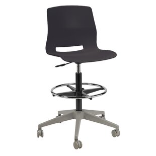 Fiqueroa Rolling Drafting Chair