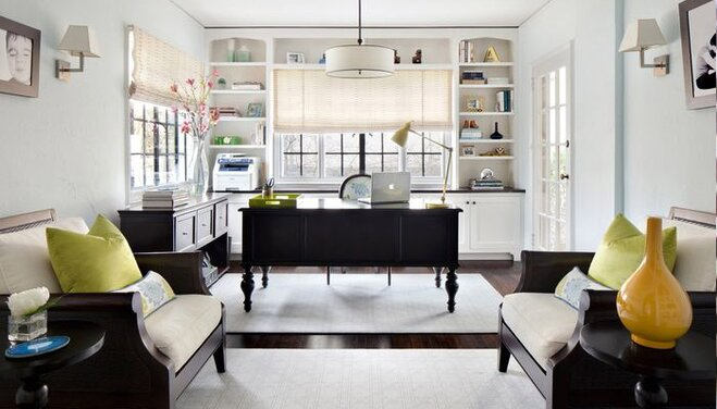 create a home office. How To Create The Ultimate Home Office A