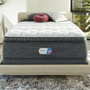 Buy clear Beautyrest Platinum 16 Plush Pillow Top Mattress and Box Spring BySimmons Beautyrest