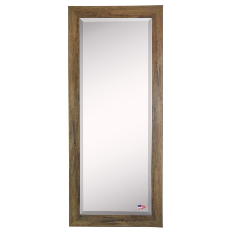 August Grove Extra Tall Floor Mirror & Reviews | Wayfair