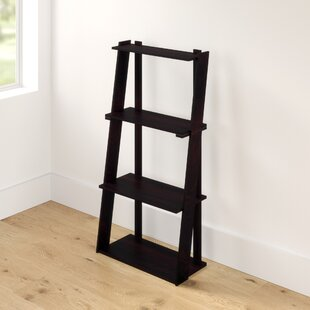 Review Hassie Ladder Bookcase