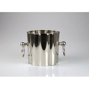 Wilburn Champagne Bucket By The Seasonal Aisle