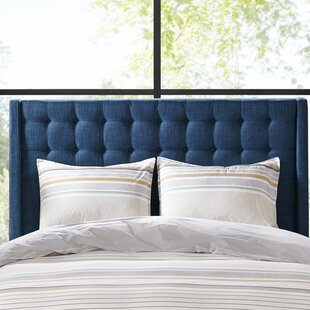 Belz Queen Upholstered Panel Headboard by Langley Street