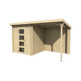 Bernier 12 X 5.5 Ft. Summer House By Sol 72 Outdoor