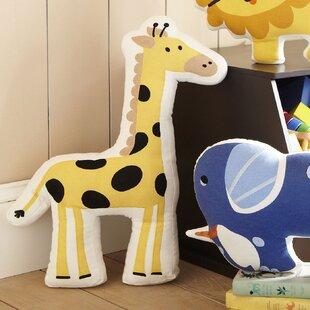 Hermes Giraffe Ark Pillow