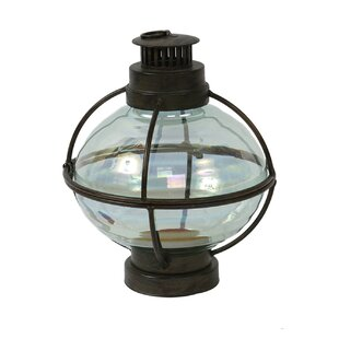 Compare & Buy Onion Metal Lantern By Breakwater Bay